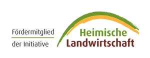 Fördermitglied der Initiative Heimische Landwirtschaft